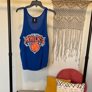 NBA | NY Knicks Tank Top